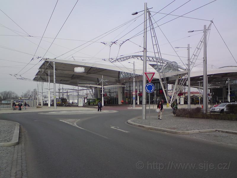 Terminál HD od nádraží